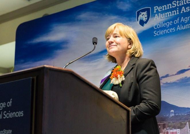 Dr. Kira Bowen, Auburn University | Credit: Penn State