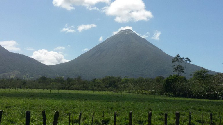 Arenal Volcano, La Fortuna de San Carlos, Costa Rica | Image: Sara Viscaino
