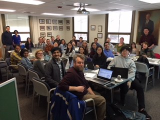 Learning to Apply R to Microbiome Data Workshop Presented by Dr. Terrence Bell