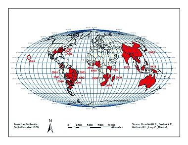 World Assessment of Soybean Rust